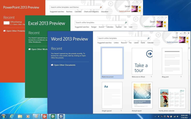 Nuove funzioni di Office 2013: confronto con Office 2010 e 2007!