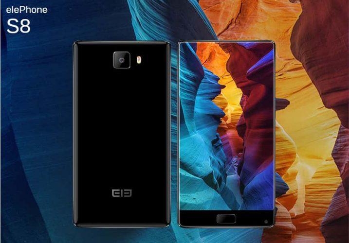 """Elephone S8, il concept phone """"bezel-free"""" in prevendita dal 3 settembre"""